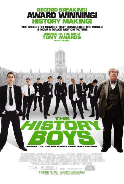 affiche poster history boys wild generation disney fox