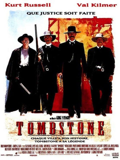 affiche poster tombstone disney