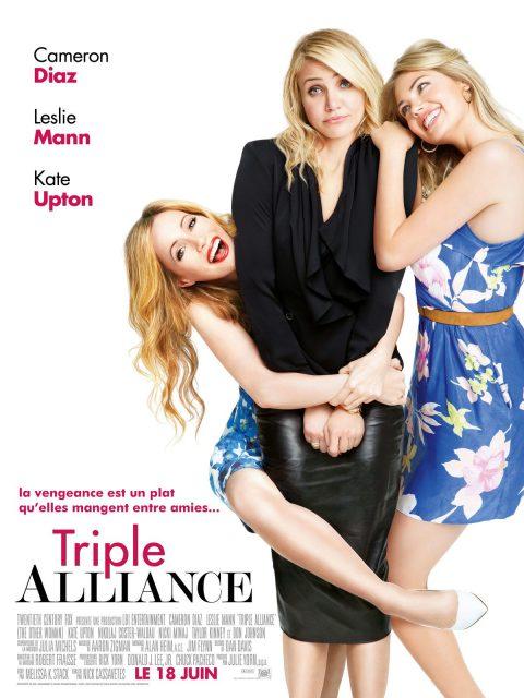 affiche poster triple alliance other woman disney fox