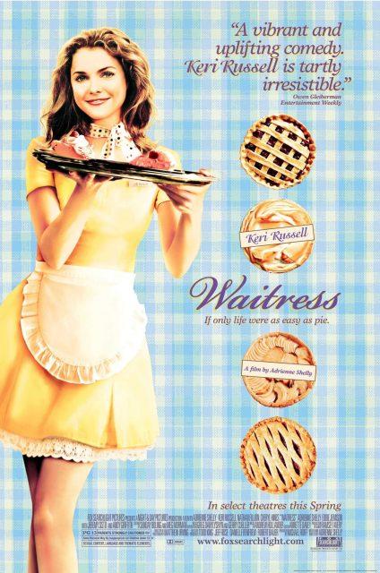 affiche poster waitress disney fox