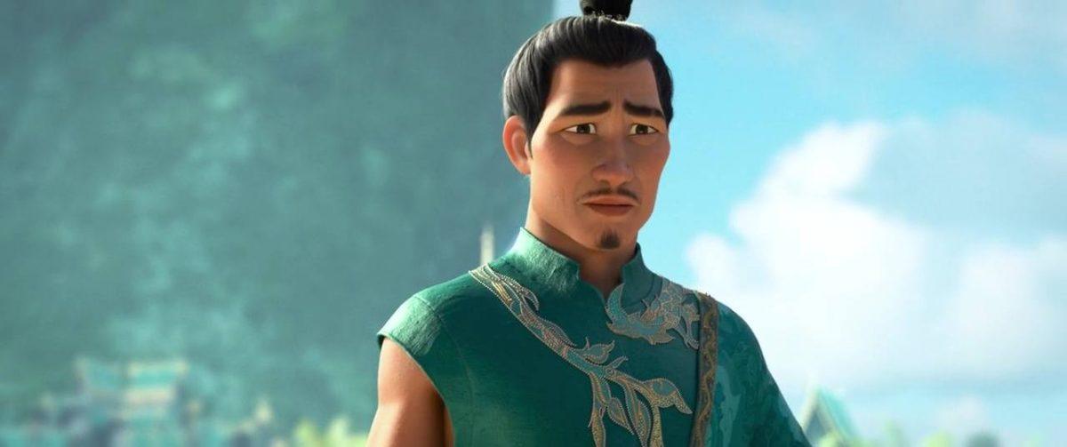 chef benja personnage character raya dernier last dragon disney