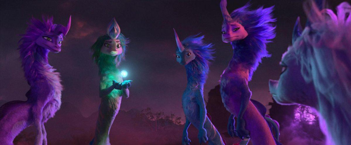 personnage character raya dernier last dragon disney