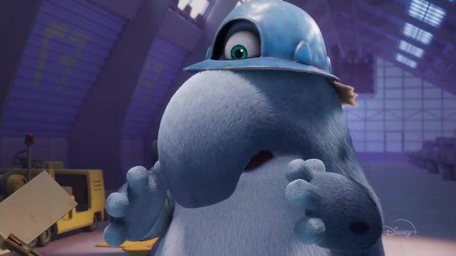 image monstres monsters cie inc travail work disney pixar