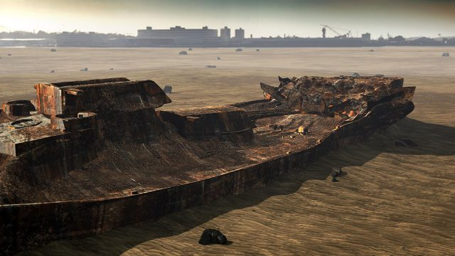 image secrets épave guerre drain ocean wwii nat geo disney