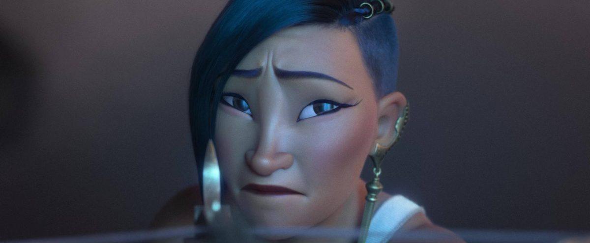 namaari personnage character raya dernier last dragon disney