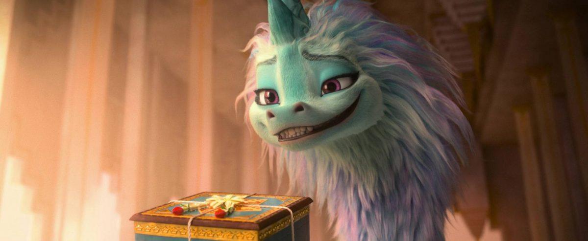 sisu personnage character raya dernier last dragon disney