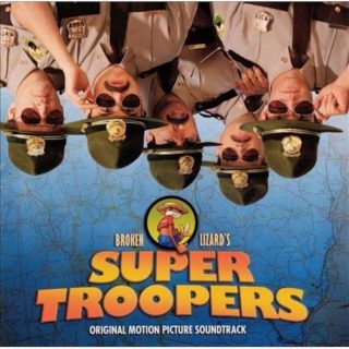 bande originale soundtrack ost score super troopers disney fox