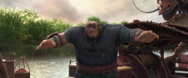 tong personnage character raya dernier last dragon disney