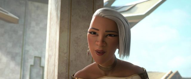 virana personnage character raya dernier last dragon disney
