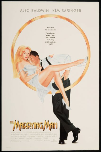 affiche poster chanteuse milliardaire marrying man disney