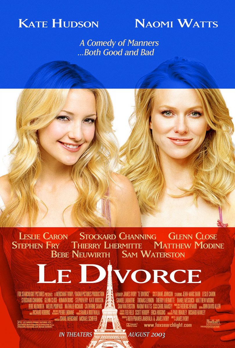 affiche poster divorce disney fox