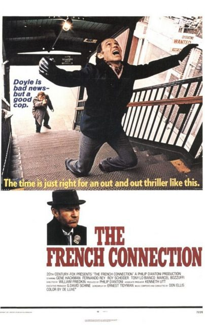 affiche poster french connection disney fox