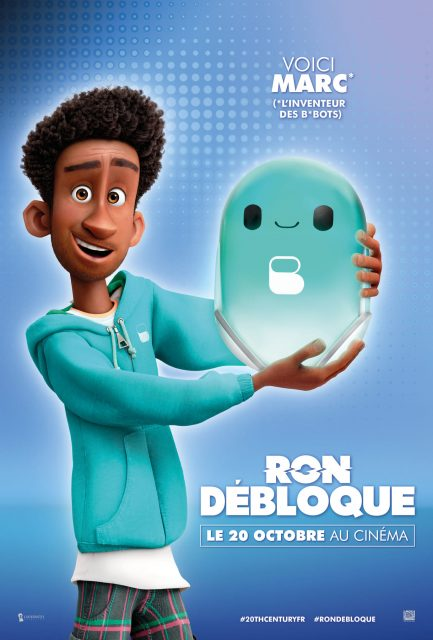affiche poster ron debloque gone wrong