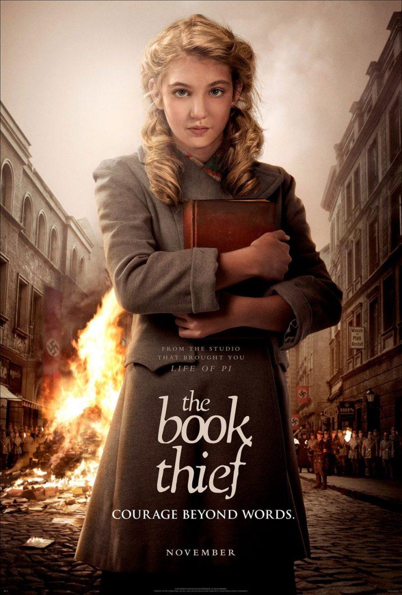 affiche poster voleuse livres book thief disney fox