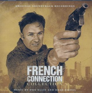 bande originale soundtrack ost score  french connection disney fox