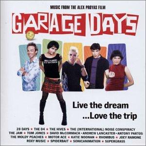 bande originale soundtrack ost score garage days disney fox