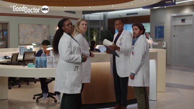 image good doctor saison 5