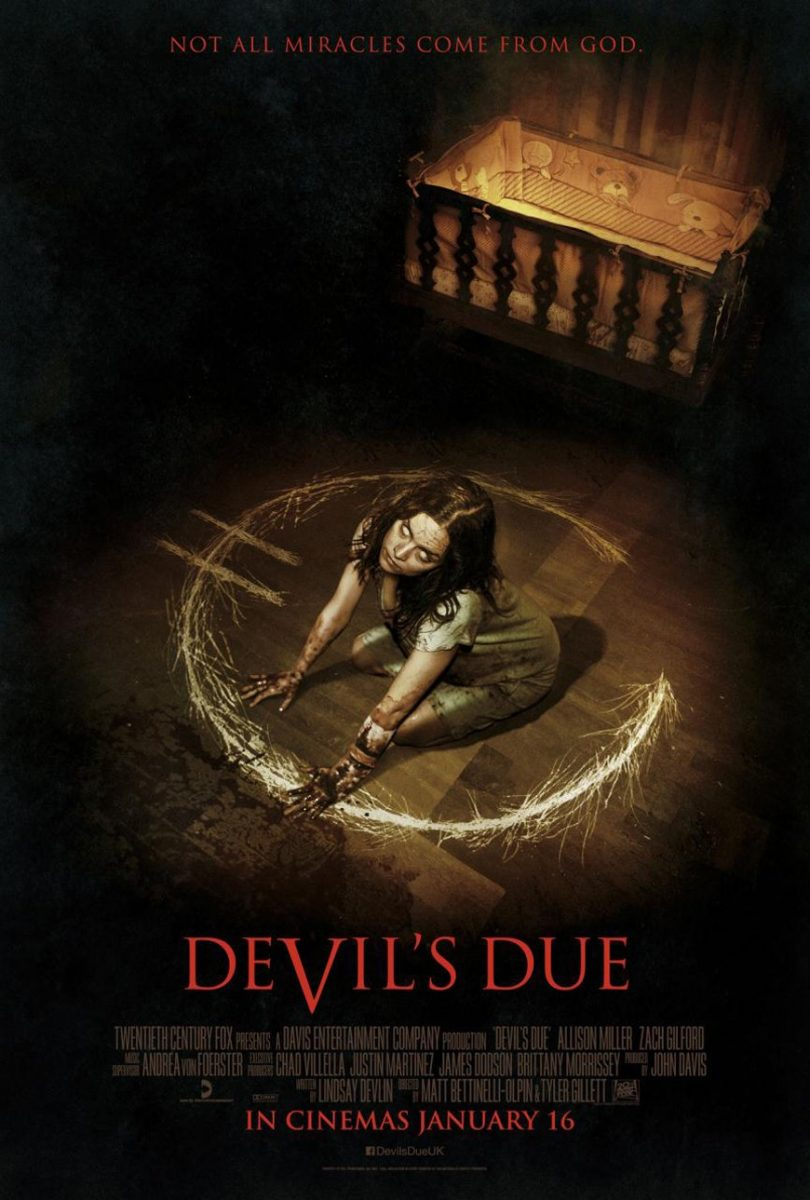 affiche poster baby devil due disney fox