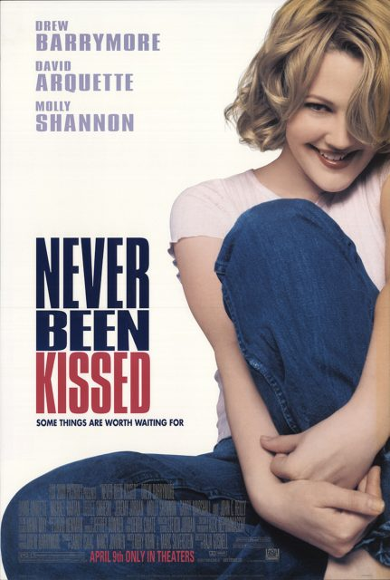 affiche poster college attitude never been kissed disney fox