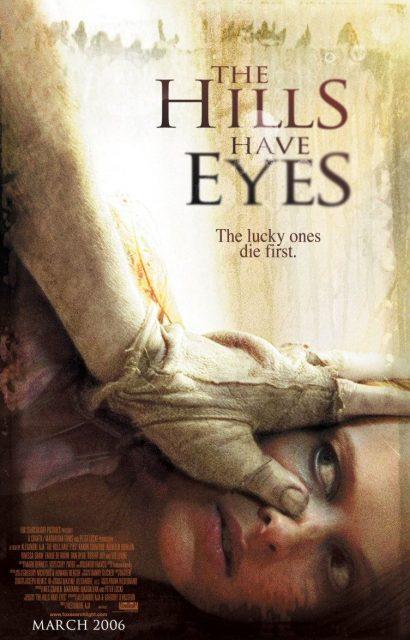 affiche poster colline yeux hills eyes disney fox