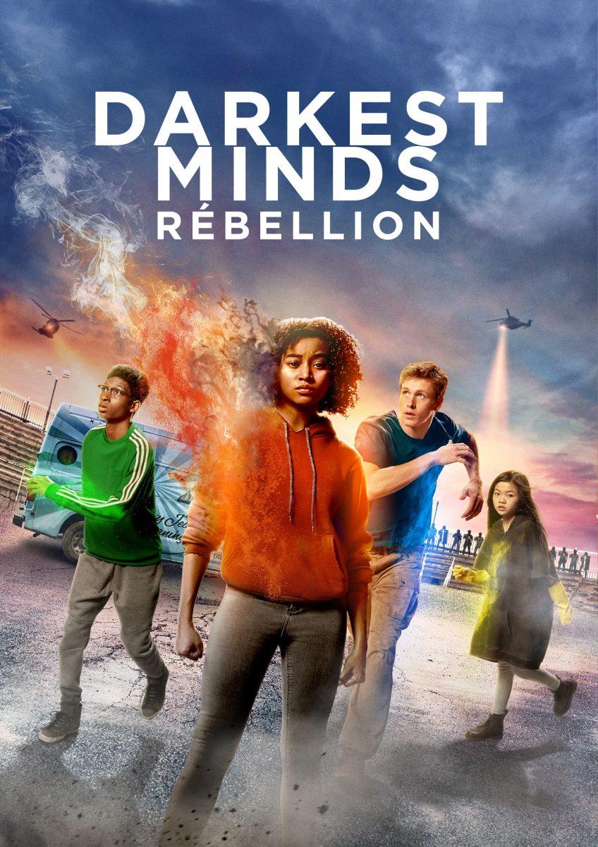 affiche poster darkest minds rebellion disney