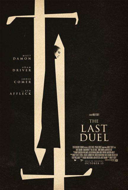 affiche poster last dernier duel