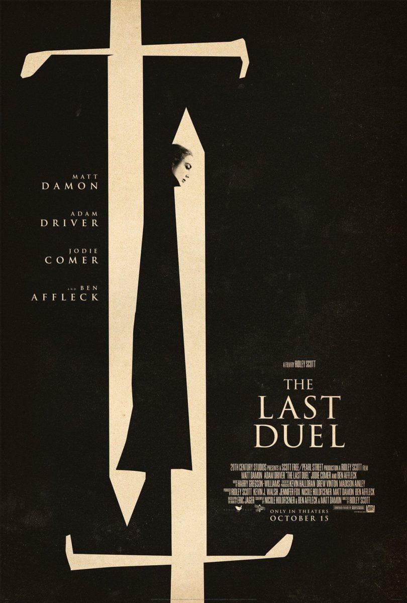 affiche poster last dernier duel disney