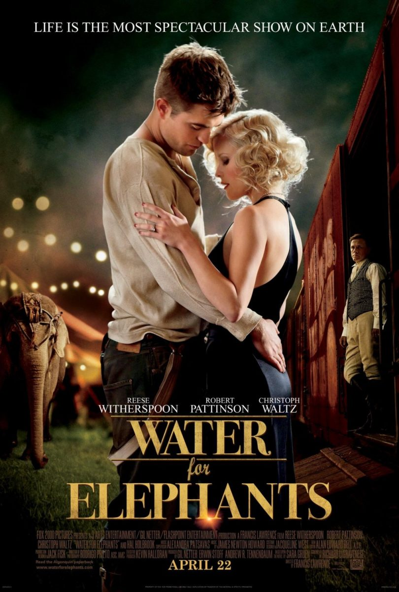 affiche poster eau éléphants water disney fox