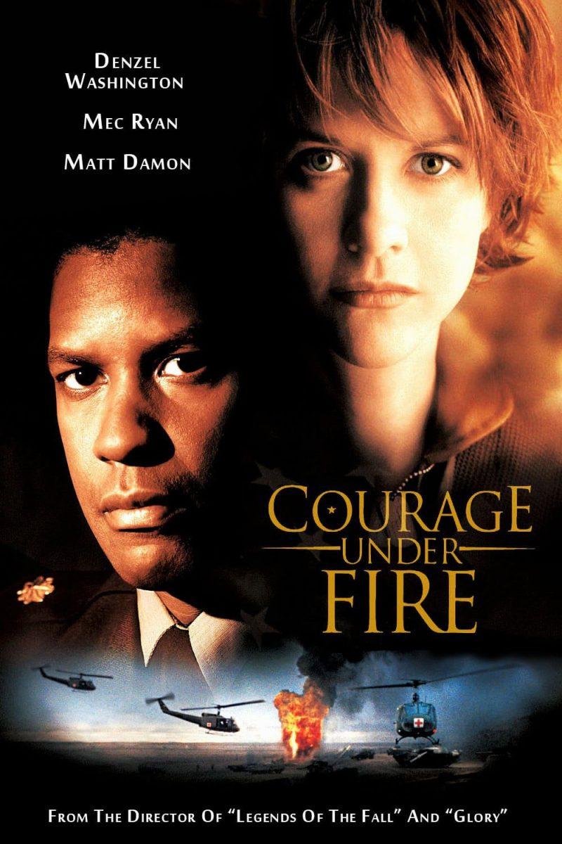 affiche poster épreuve feu courage under fire disney fox