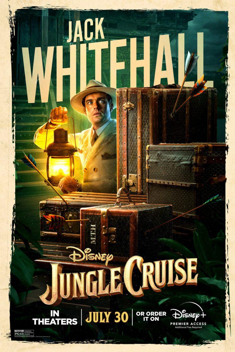 affiche poster jungle cruise disney
