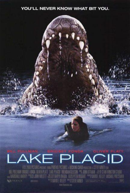 affiche poster lake placid disney fox