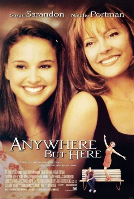 affiche poster moi mère anywhere here disney fox