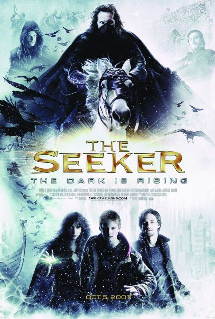 affiche poster porte temps seeker dark rising disney fox