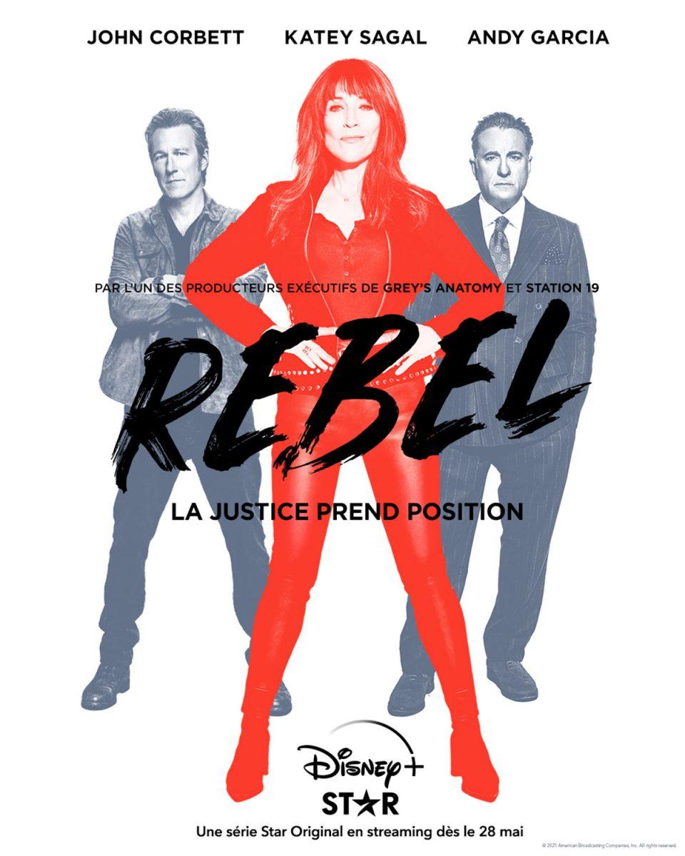 affiche poster rebel disney