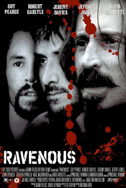 affiche poster vorace ravenous disney fox