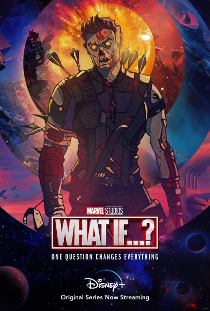 Affiche Poster what if marvel
