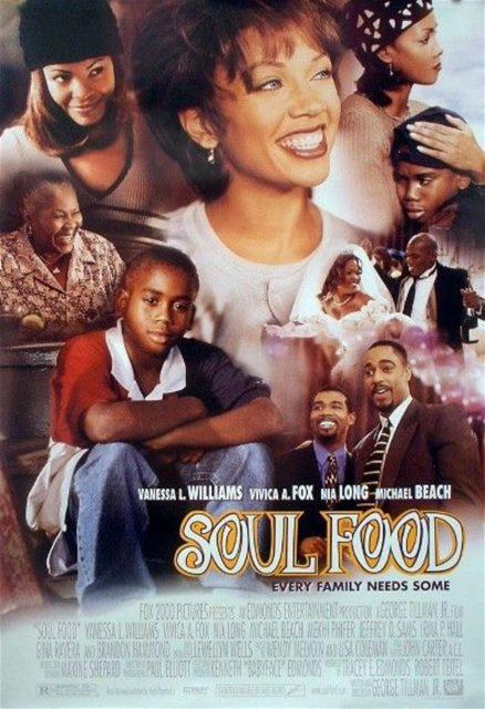 affiche poster soul food disney fox
