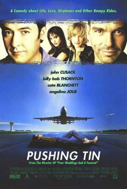 affiche poster aiguilleurs pushing tin disney fox