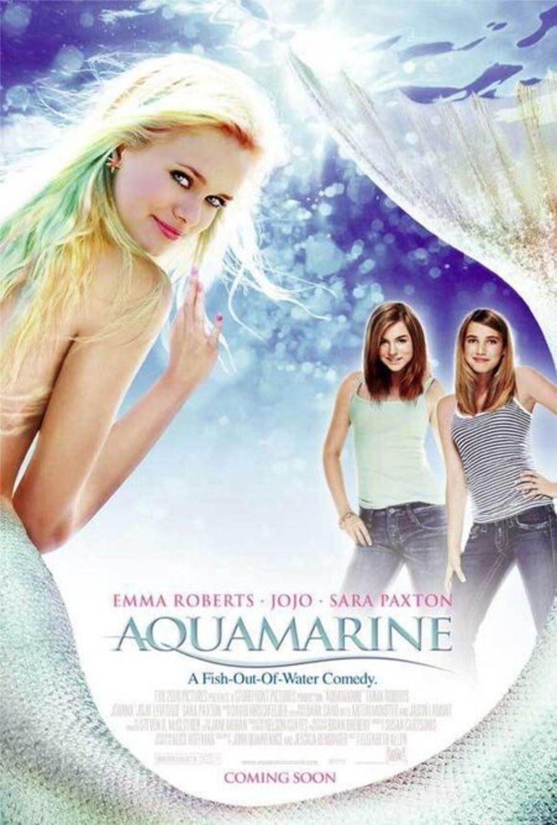 affiche poster aquamarine disney fox