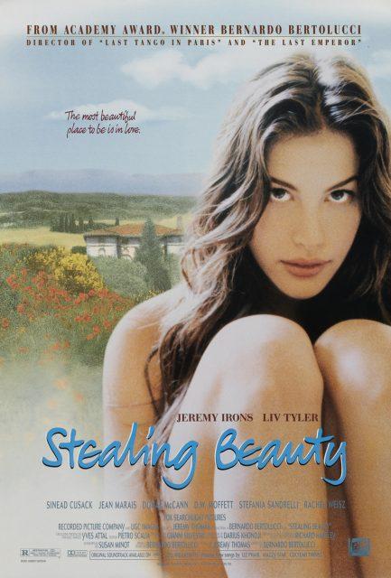 affiche poster beaute volee stealing beauty disney fox
