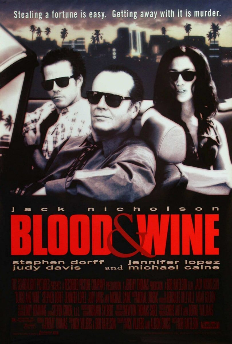 affiche poster blood wine disney fox