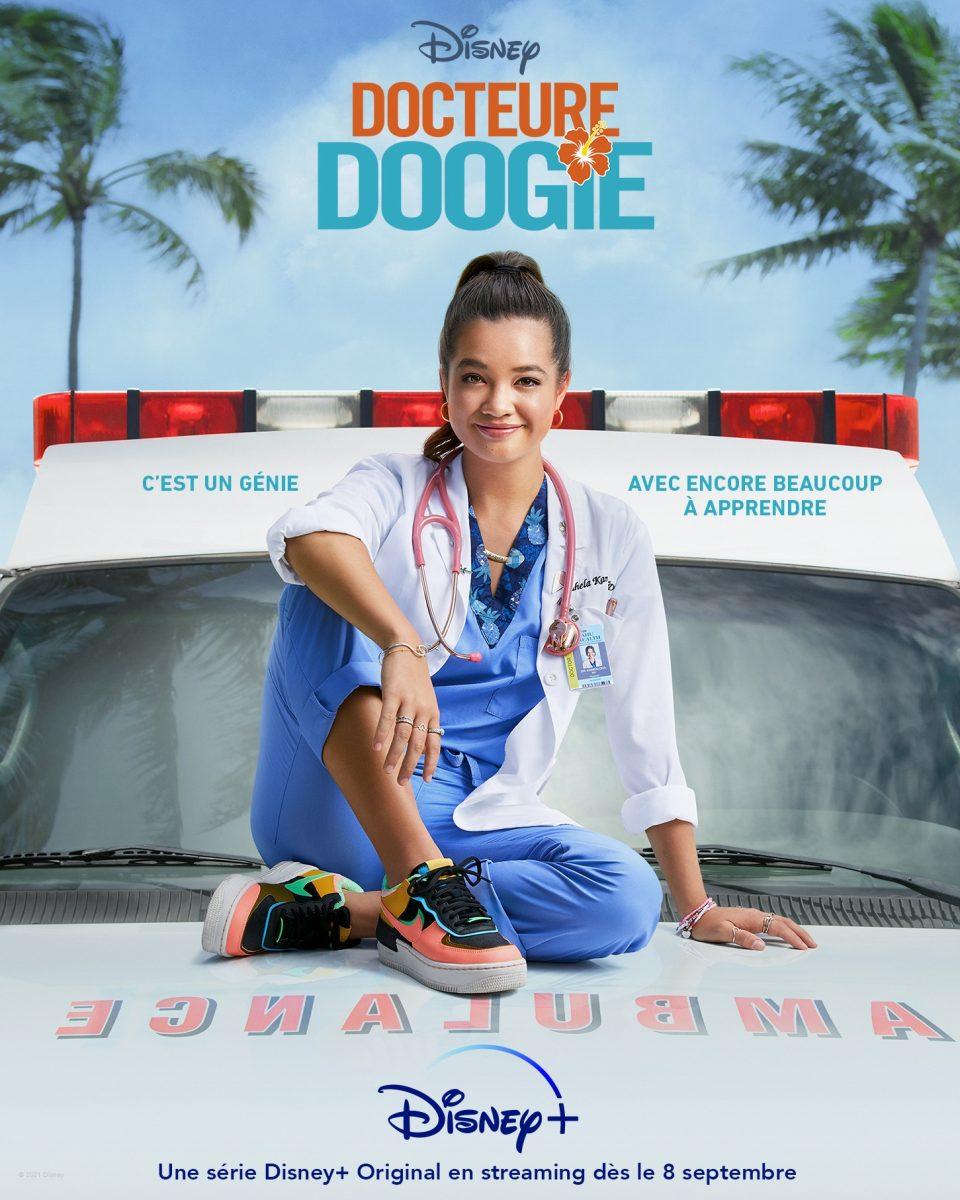 affiche poster docteur doogie Kamealoha disney