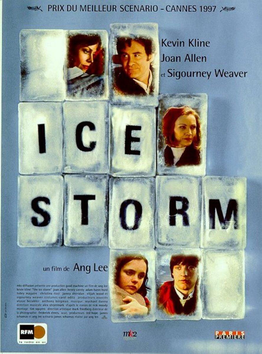 affiche poster ice storm disney fox
