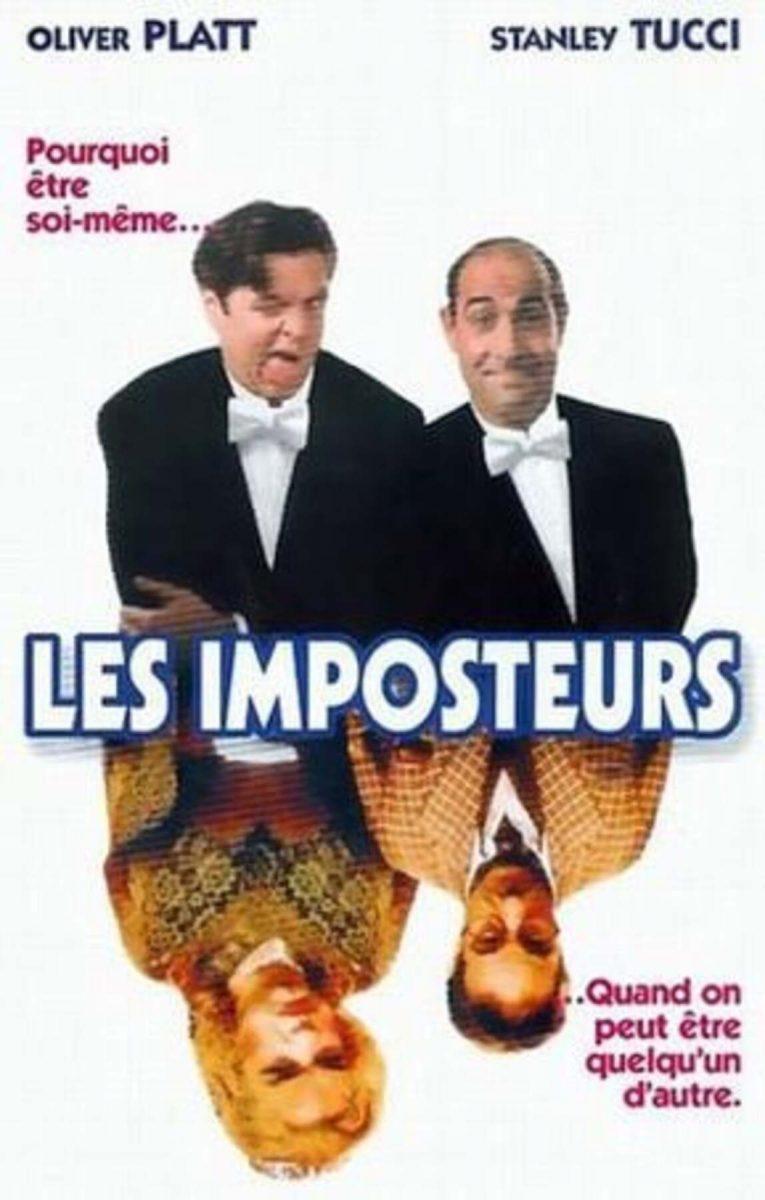 affiche poster imposteurs impostors disney fox