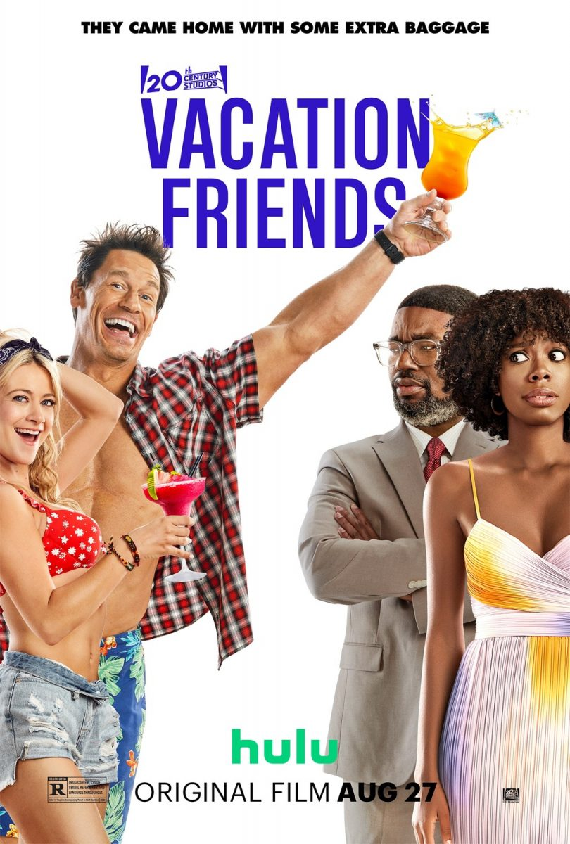 affiche poster pires amis vacation friends disney star