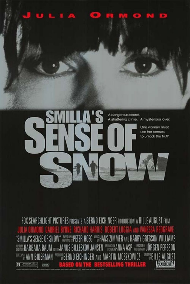 affiche poster smilla sense snow disney fox