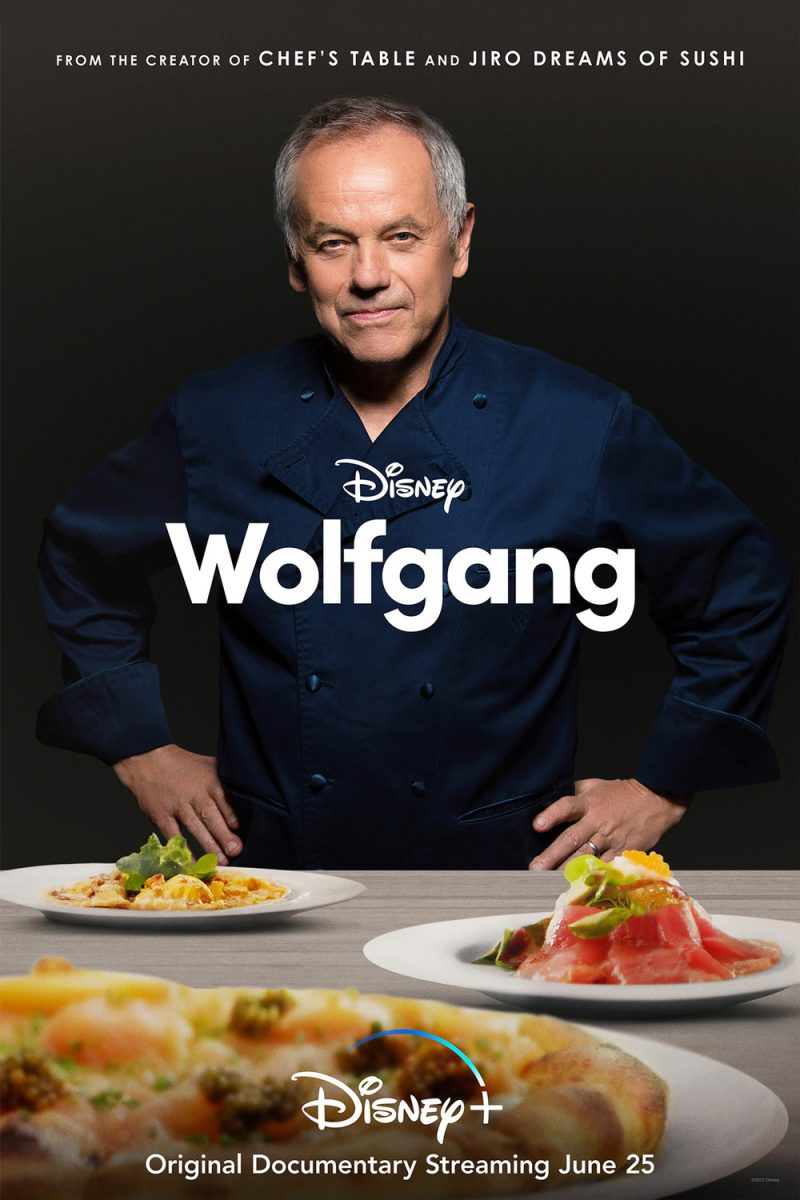 affiche poster wolgang chef hollywood disney