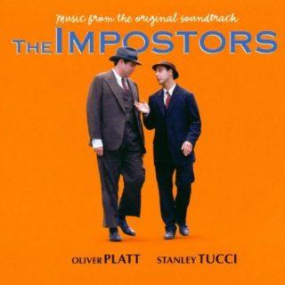 bande originale soundtrack ost score imposteurs impostors disney fox