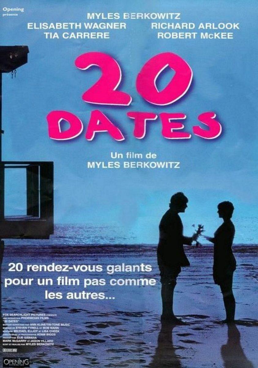 affiche poster 20 dates disney fox