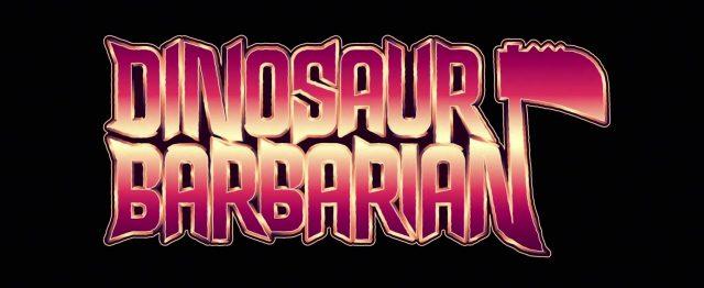 affiche poster barbare dinosaurien disney
